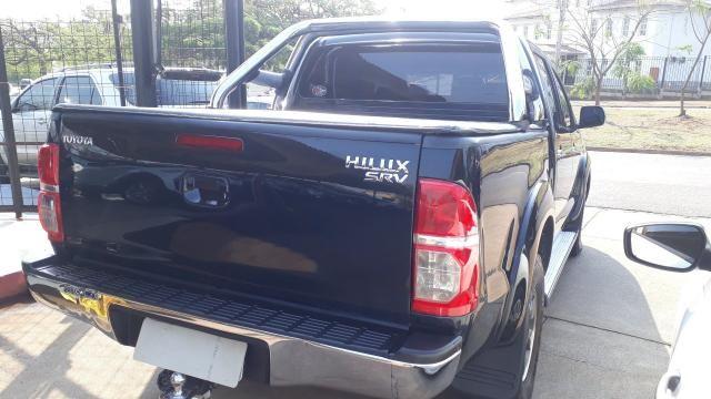 Toyota Hilux CD SRV 3.0 Preto - Foto 3