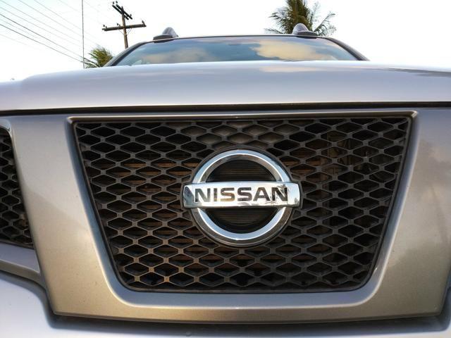 Nissan FRONTIER SV 4X4 linda! - Foto 11