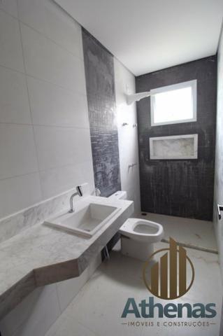 Condomínio Belvedere casa térrea com 3 suítes e 197 m² imóvel novo - Foto 13