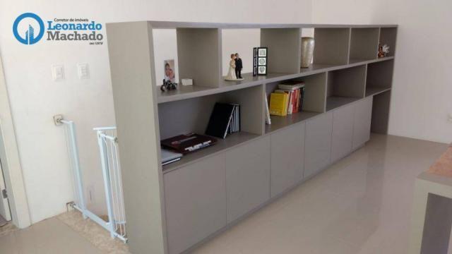 Casa com 5 dormitórios à venda, 320 m² por R$ 1.350.000 - Centro - Eusébio/CE - Foto 11