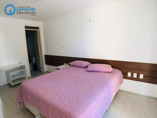 Apartamento à venda, 125 m² por R$ 680.000,00 - Porto das Dunas - Fortaleza/CE - Foto 11