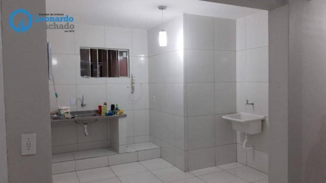 Apartamento com 2 dormitórios à venda, 62 m² por R$ 230.000 - Centro - Fortaleza/CE - Foto 5