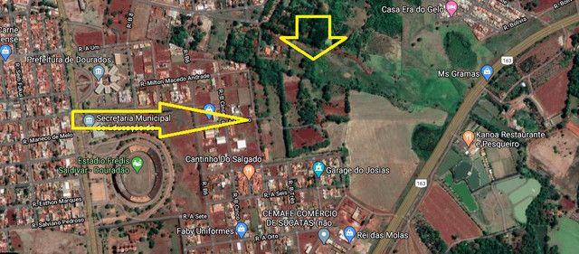 Area de 18 Hectares no Perimetro Urbano em Dourados - Foto 2