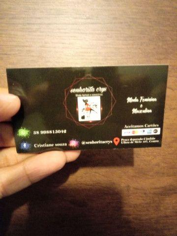 Cartão de visita  - Foto 3