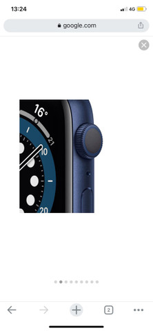 Apple Watch - Serie 6 - Azul - 44mm - Foto 2