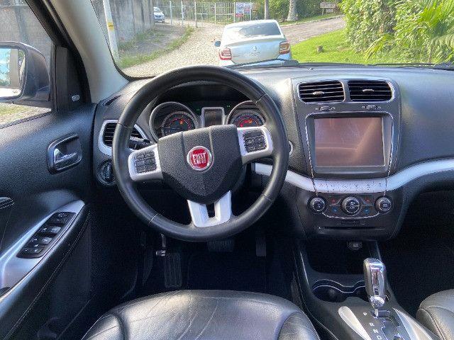 Fiat Freemont Emot. Precision 2.4 16V 5P Automático 2015 - Impecável - Teto solar - - - Foto 15