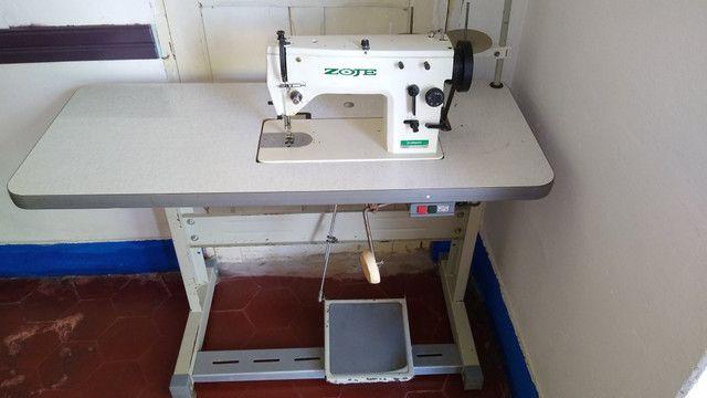 Máquinas de costura revisadas e com garantia - Foto 5