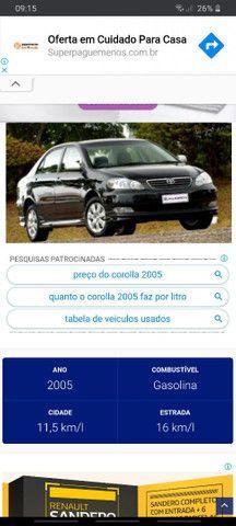 Corolla Xei TROCO ou Vendo - Foto 6