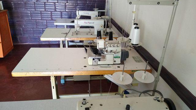 Máquinas de costura revisadas e com garantia - Foto 3