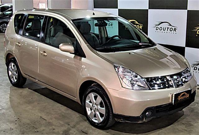 Nissan Livina SL 2010 * Muito Nova* Com Kit Gás