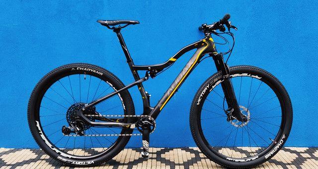 Bicicleta Audax Fs900 X Tam M Impecável !!!