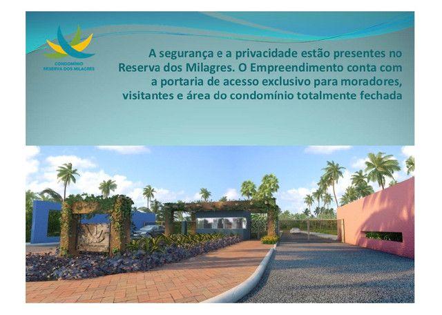 Condominio fechado em São Miguel dos Milagres - Foto 10