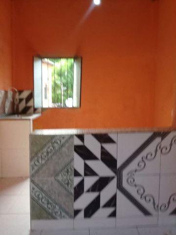 Armando Mendes casa de dois pisos, fica nos fundos de outra casa tem mais um apartamento - Foto 4