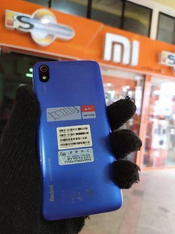 Celular Xiaomi Redmi 7a 32/3gb Azul/ Lacrado
