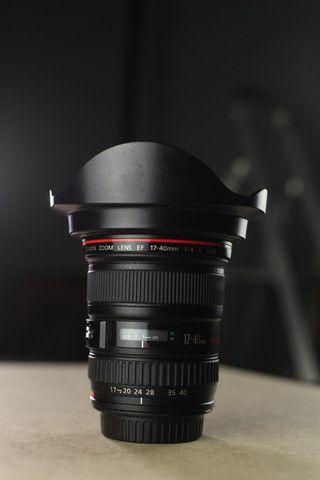 Lente Canon EF 17-40mm f/4L USM - Foto 4