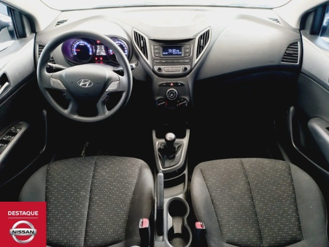 Hyundai HB20 Confort Plus 1.0 2018 Preto - Foto 2