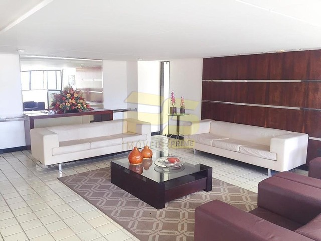 Apartamento à venda com 3 dormitórios em Manaíra, João pessoa cod:PSP714 - Foto 4