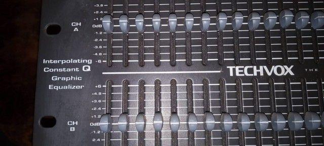 Equalizador Tecvox Tge 2313 X 31 Bandas - Foto 5