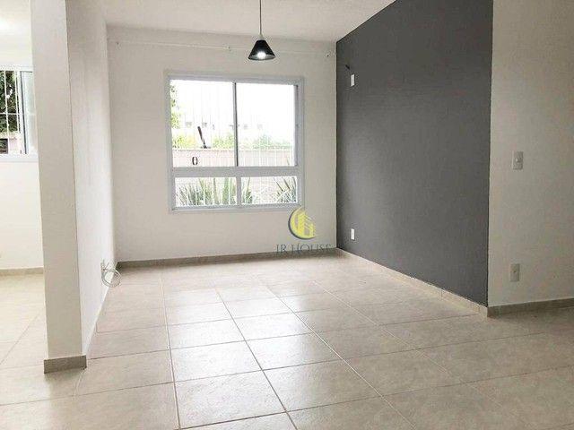 Apartamento com 2 dormitórios para alugar, 56 m² por R$ 800,00/mês - Santa Fé - Gravataí/R - Foto 16