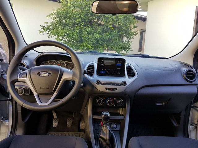 Ford ka sedan 1.0 2019 se plus - Foto 6