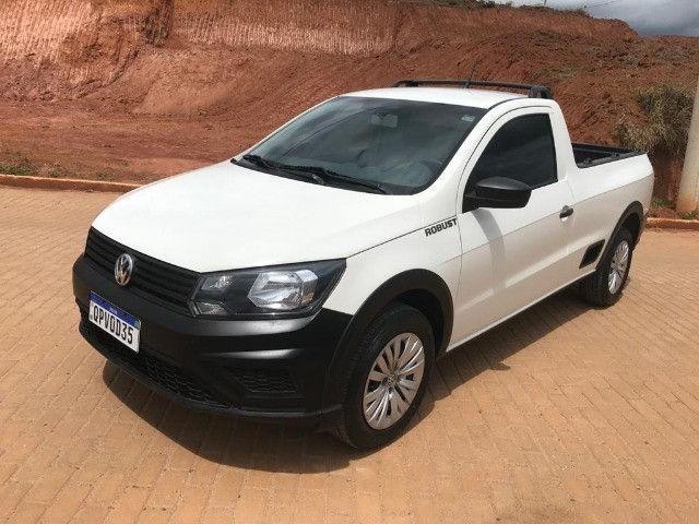 Volkswagen Saveiro Robust CS 2019 - Foto 2