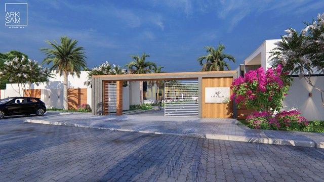 duplex para venda tem 168 metros quadrados com 3 quartos em Jacunda - Aquiraz - CE - Foto 7
