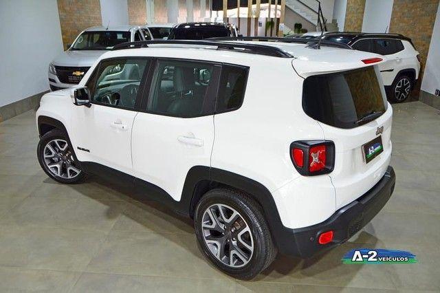 Jeep Renegade 1.8 Limited (Flex) (Aut) - 2019 - Foto 4