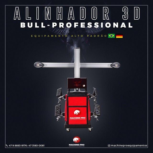 Novo I Alinhador Tridimensional 3D I Câmeras Hd