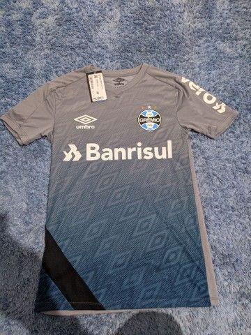 Camisa de Treino Grêmio 2020 - Não tem a venda no site