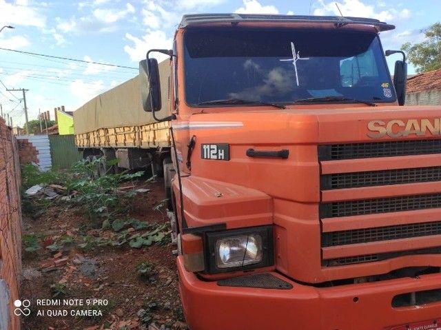 Scania 113 360 cv graneleira - Foto 12