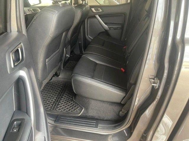 Ford ranger 3.2 Limited 4x4 cd 20v Diesel 18,5 mil km sem detalhes - Foto 7