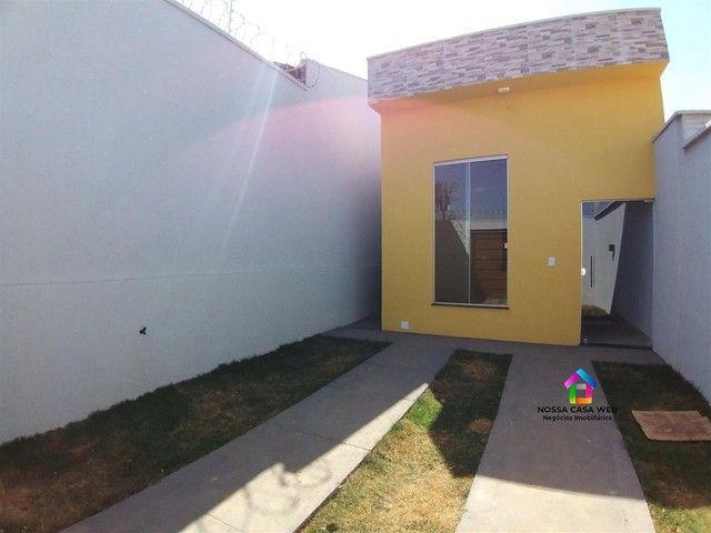 Vendo casa  98 M²com 3 quartos sendo 1 suite em Parque das Flores - Goiânia - GO - Foto 4