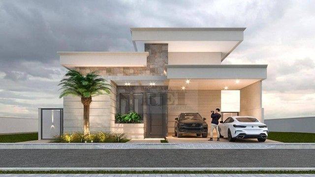 Casa com 4 dormitórios à venda, 242 m² por R$ 1.300.000 - Rio Verde/GO