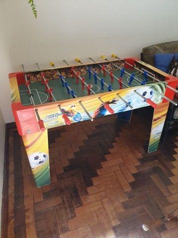 Mesa pebolim - total Team Soccer Xalingo - Foto 2