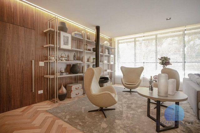 Apartamento Garden com 4 dormitórios à venda por R$ 5.052.200,00 - Cabral - Curitiba/PR - Foto 4