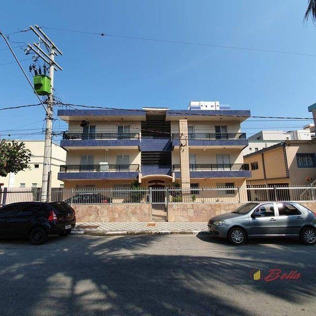 Apartamento com 2 dormitórios à venda, 60 m² por R$ 210.000,00 - Centro - Mongaguá/SP