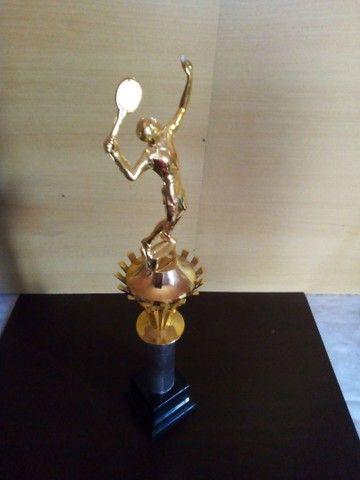 Troféu de tênis - Foto 2