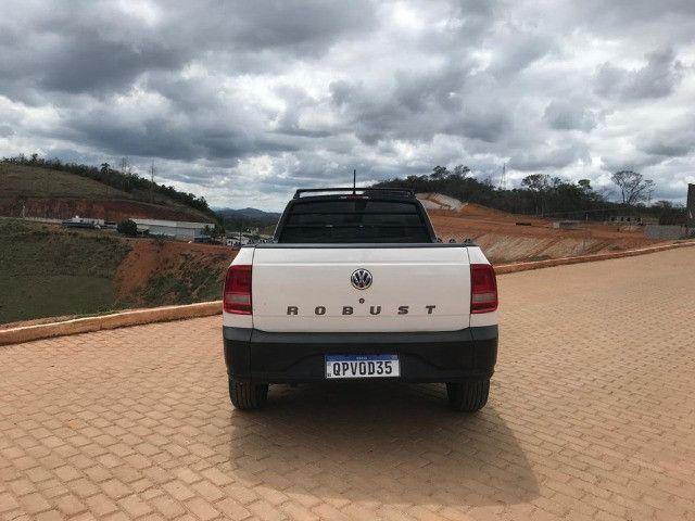 Volkswagen Saveiro Robust CS 2019 - Foto 3