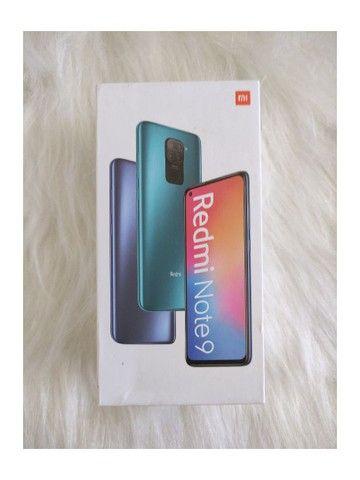 Redmi Note 9 da Xiaomi..Turbooo.. Novo Lacrado com Pronta Entrega