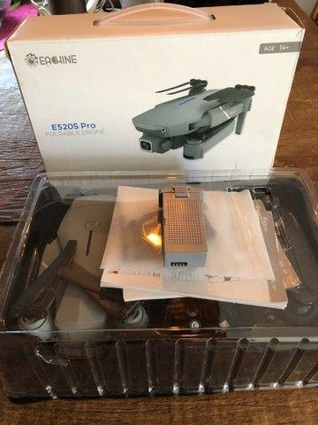 Drone E520s PRO 2 baterias R$690,00 - Foto 6