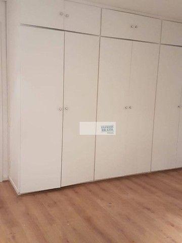 Apartamento com 4 dormitórios para alugar, 335 m² por R$ 14.000,00/mês - Chácara Flora - S - Foto 18