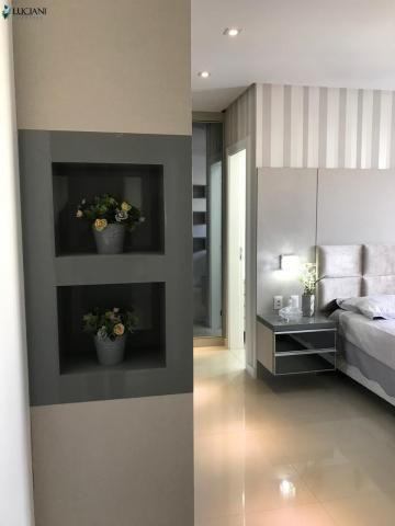 Magnífico Apartamento Mobiliado com 03 Suítes no Centro de Balneário Camboriú! - Foto 9