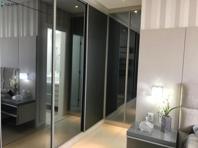 Magnífico Apartamento Mobiliado com 03 Suítes no Centro de Balneário Camboriú! - Foto 11