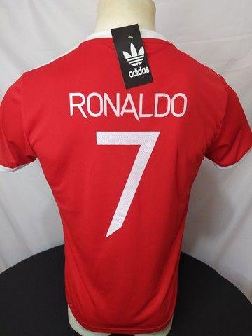 Manchester United jogador CR7 - Foto 6