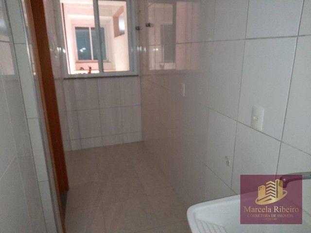 Apartamento à venda, 76 m² por R$ 439.000,00 - Porto das Dunas - Aquiraz/CE - Foto 20