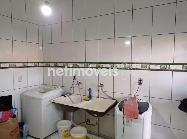 Casa à venda com 3 dormitórios em Céu azul, Belo horizonte cod:826626 - Foto 14