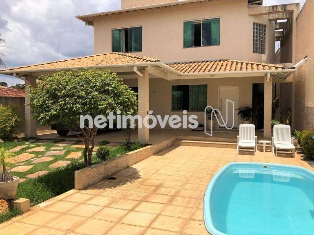 Casa à venda com 4 dormitórios em Jardim atlântico, Belo horizonte cod:832227