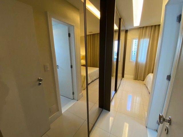 greenville etco 3 quartos Varanda Gourmet finamente decorado luxo Patamares - Foto 17