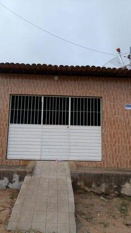 Vendo uma casa em Tamandaré-PE por 115 mil