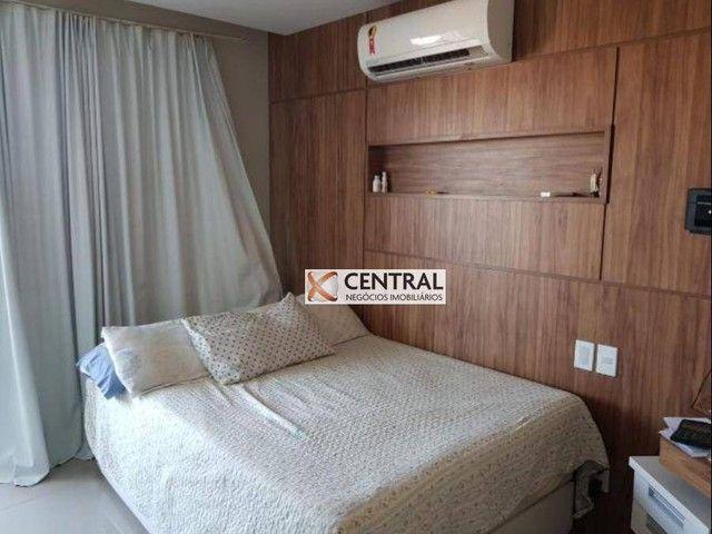 Apartamento com 1 dormitório à venda, 61 m² por R$ 375.000,00 - Patamares - Salvador/BA - Foto 13